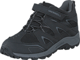 Merrell - Hilltop Mid Quick Close WTPF Black