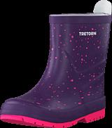 Tretorn - Sticky dots Purple