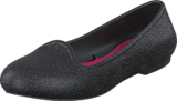 Crocs - Crocs Eve Sparkle Flat K Black