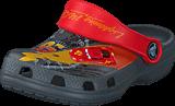 Crocs - Classic McQueen Clog K Charcoal/True Red