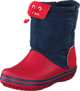 Crocs - Crocband LodgePoint Boot K Navy/Red