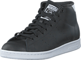 adidas Originals - Stan Smith Mid Core Black/Ftwr White