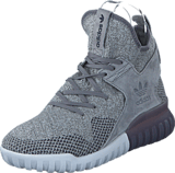 adidas Originals - Tubular X Pk Ch Solid Grey/Utility Black F1