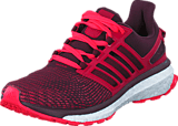 adidas Sport Performance - Energy Boost Atr W Dark Burgundy/Maroon/Shock Red