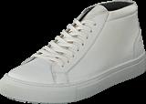 Lyle&Scott - Low Cupsole Boot Goat 626 White