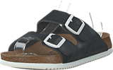 Birkenstock - Arizona SL Regular Soft Leather Black