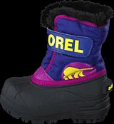 Sorel - Children's Snow Commander 484 Grape Juice