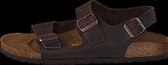 Birkenstock - Milano Slim Leather Habana