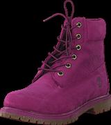 Timberland - 6in Premium Boot W MAGENTA PURPLE