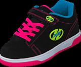 Heelys - Heelys Dual Up Black/Neon Multi