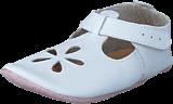 Bobux - Softsole Sandal White