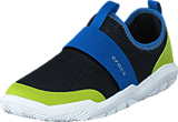 Crocs - Swiftwater Easy-on Shoe K Black/Ocean