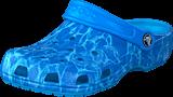 Crocs - Classic Graphic Clog K Multi-Color Blue