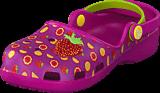 Crocs - Crocs Karin Novelty Clog K Vibrant Violet/Tangerine