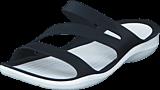Crocs - Swiftwater Sandal W Black/White