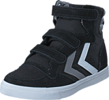 Hummel - Stadil Canvas High JR Black