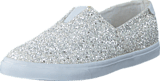Hummel - Slip-on Ballerina Sparkle JR White