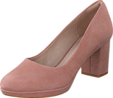 Clarks - Kelda Hope Dusty Pink
