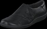 Clarks - Medora Sandy Black Leather