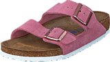 Birkenstock - Arizona Soft Regular Suede Rose