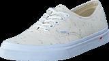 Vans - UA Authentic cream/true white