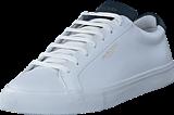 Jim Rickey - Chop Leather White/Navy