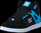 DC Shoes - Rebound SE/Glow in the dark Black/Blue
