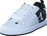 DC Shoes - Court Graffik SE White Smooth