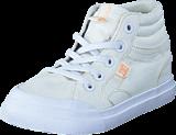 DC Shoes - Dc Tod Evan Hi Tx Shoe Shoe Cream
