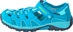 Merrell - Girls Hydro H2O Hiker Sandal Turq