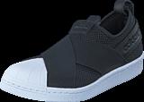 adidas Originals - Superstar Slipon W Core Black/Core Black/Ftwr Whi