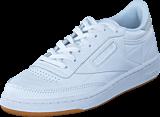 Reebok Classic - Club C85 Diamond White/Gum