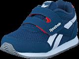 Reebok Classic - Royal Cljog 2RS KC Brave Blue/Carotene/White