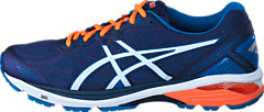 Asics - Gt 1000 5 Indigo Blue/Snow/Hot Orange