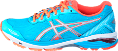 Asics - GT 1000 5 Aquarium/Silver/Flash Coral