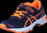 Asics - Gt 1000 5 Ps Indigo Blue/Hot Orange/Blue