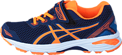 Asics - Gt 1000 5 Ps Indigo Blue/Hot Orange/Blue