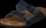 Birkenstock - Arizona Regular Smooth Leather Black