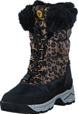 Hummel - Snow Boot Leo Jr Waterproof Black