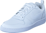 Nike - Court Borough Low White/White