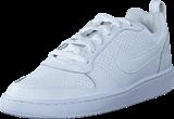 Nike - Wmns Court Borough Low White/White