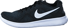 Nike - Wmns Free Rn 2 Black/White-Dark Grey-Anthraci