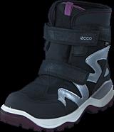 Ecco - 710222 Snow Mountain Black/Titanium