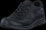 Ecco - 835204 Wayfly Black/Black Leather