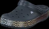 Crocs - Crocband Leopard III Clog Black