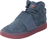 adidas Originals - Tubular Invader Strap Grey Four F17/Grey Four F17/Ra