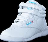 Reebok Classic - F/S Hi White/Lt. Blue - Int'L