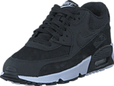 Nike - Nike Air Max 90 Mesh (Gs) Black/Black-White