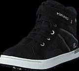 Viking - Sagene Mid GTX Black/White
