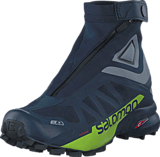 Salomon - Snowcross 2 Cswp Navy Blazer/R.Silver/Lime Punc